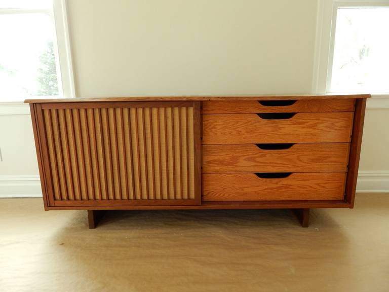 Floor Cabinet by George Nakashima 3