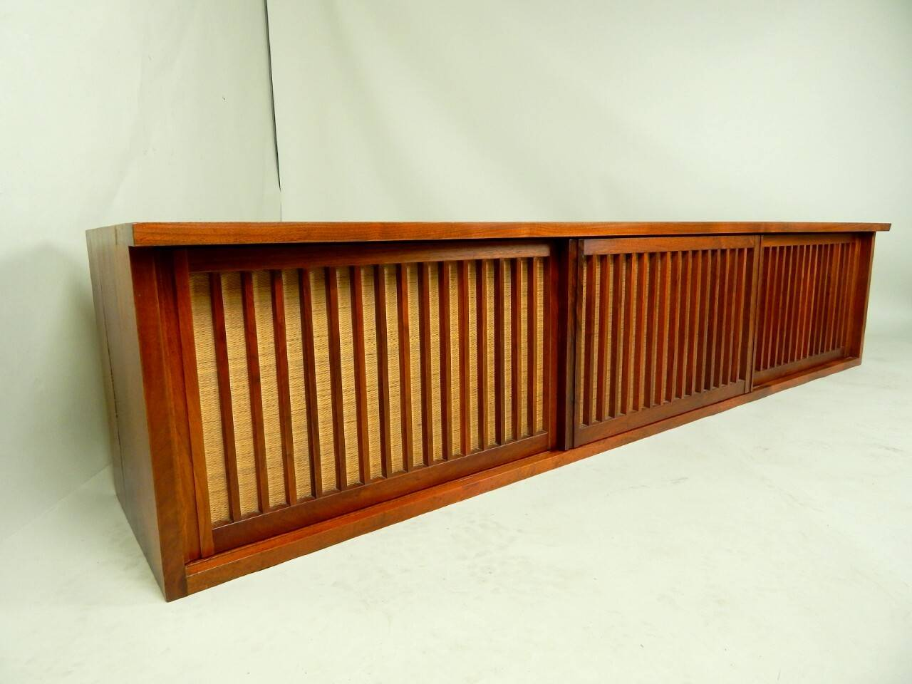 20th Century Walnut Wall Cabinet by George Nakashima 2