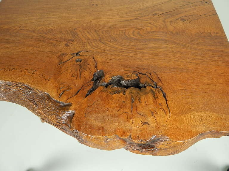 Walnut Coffee Table by George Nakashima For Sale 2