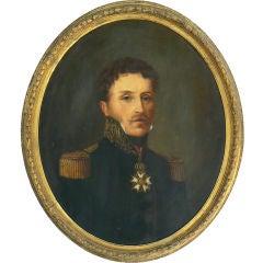 19th Century Military Portrait