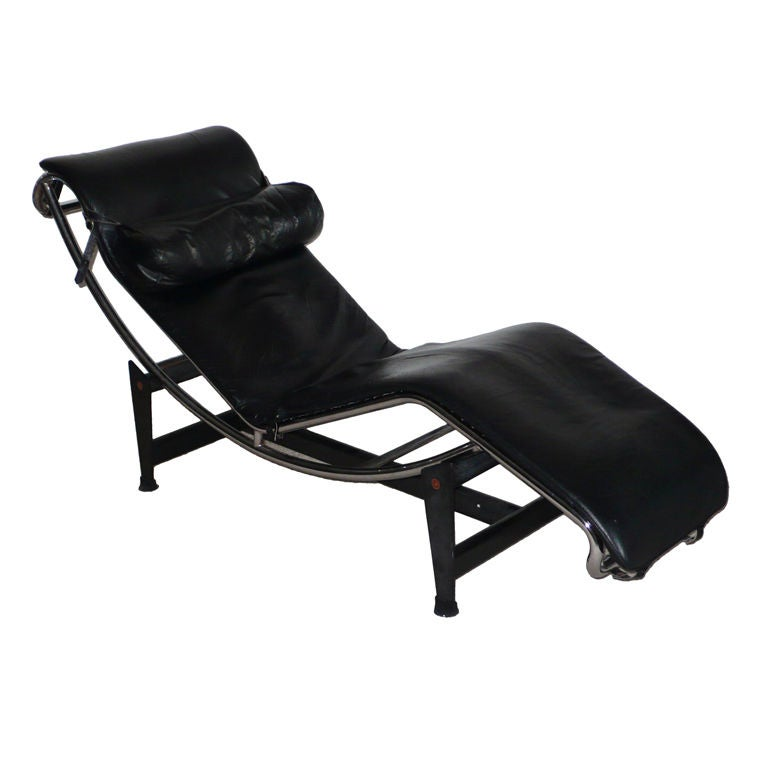 Le corbusier chez lounge c 1950 1960 at 1stdibs for 1950 chaise lounge
