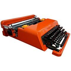 """Valentine"" Typewriter by Ettore Sottsass"