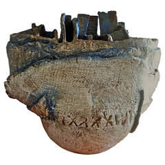 Ceramic Sculpture by Jean Yates