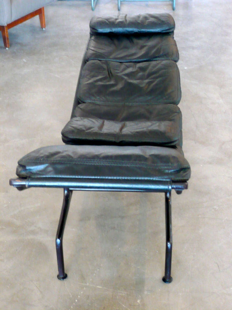 Billy wilder chaise by charles eames at 1stdibs - Charles eames chaise ...