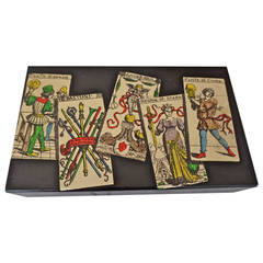 Piero Fornasetti Jewelry or Stash Box