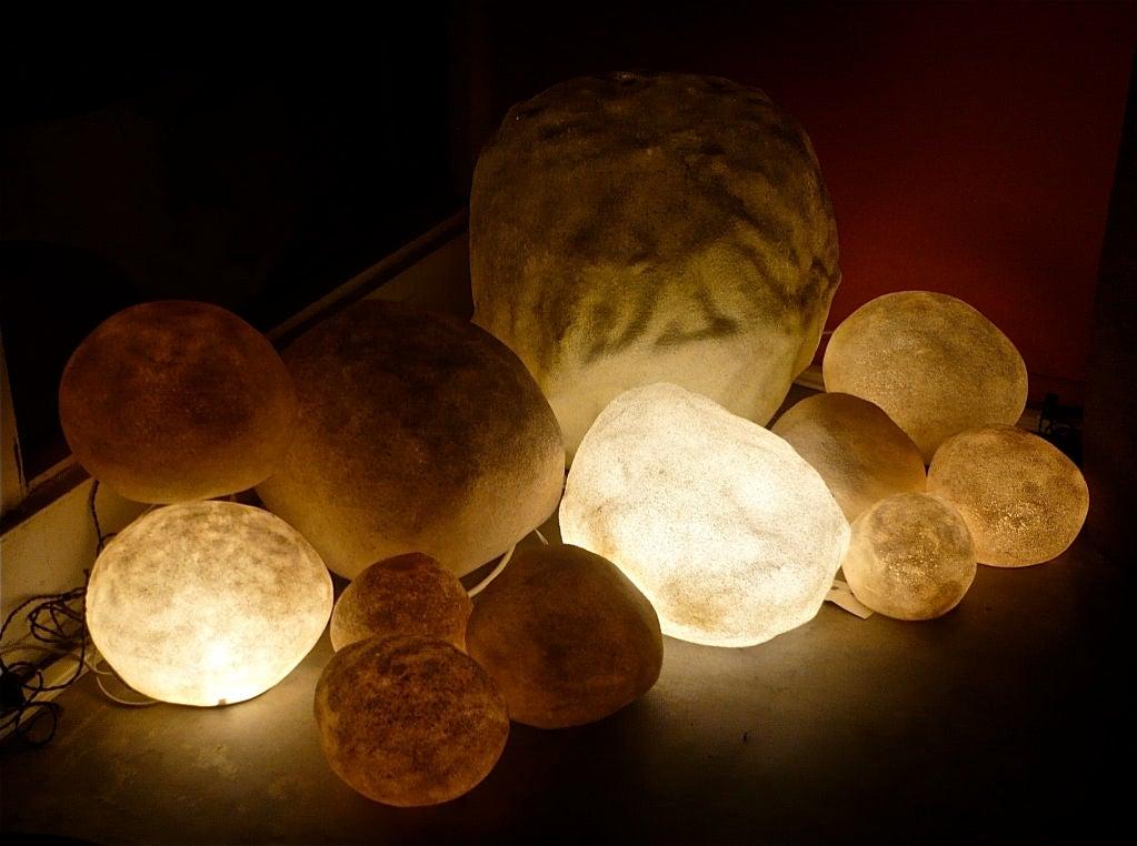 Rock lamps at 1stdibs for Rock lamp