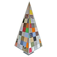 Hermes Patchwork Christmas Tree
