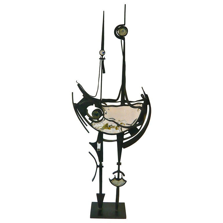 Xxx 8591 1335658294 - Wrought iron garden sculptures ...