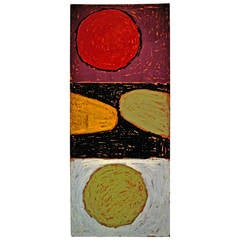 Abstract Painting by Artist John Luckett