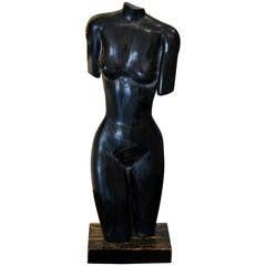 Modernist Nude Sculpture by Edward Armen Stasack