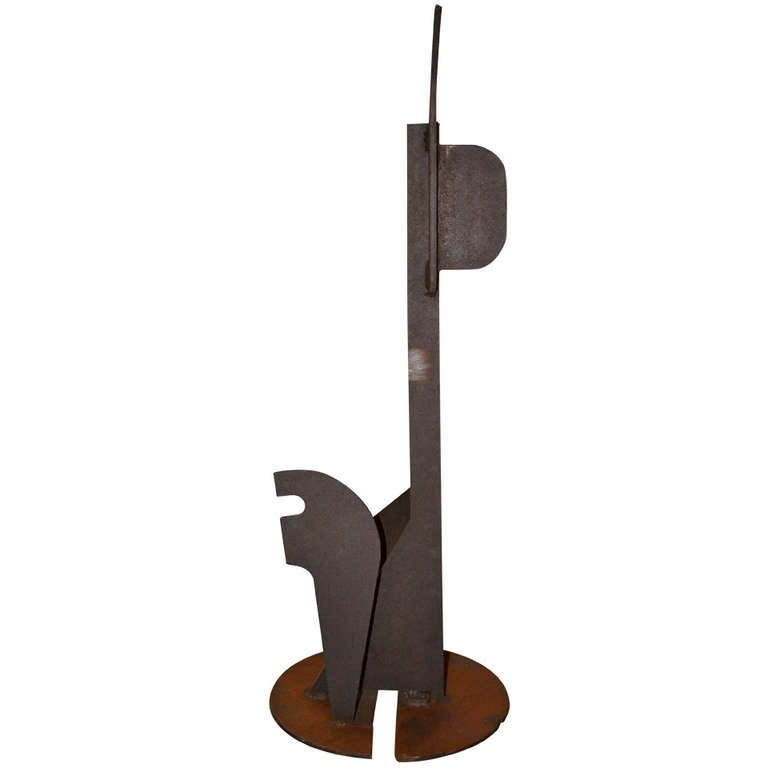 Impressive Abstract Sculpture By Simi Dabah For Sale At 1stdibs