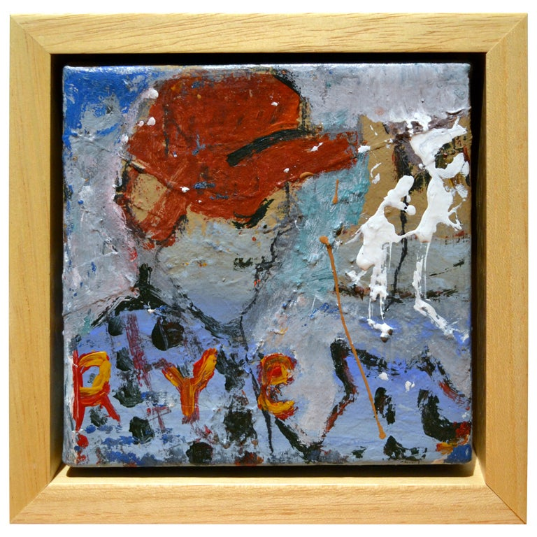 Abstract Figurative Painting by Jim Bloom