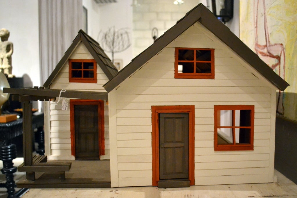 Architectural model cape cod house at 1stdibs for Cape cod model homes