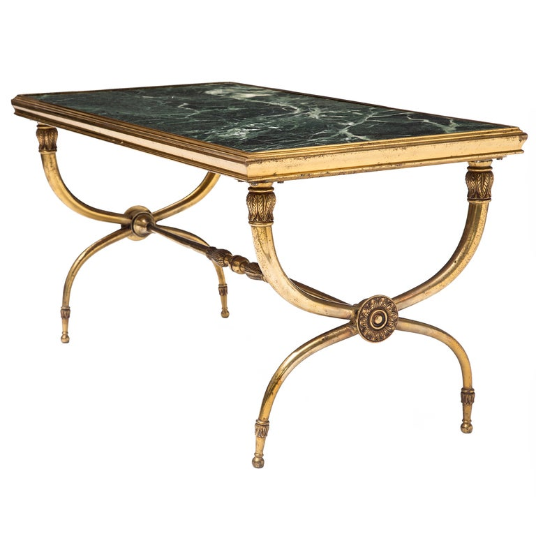 Antique French Coffee Table At 1stdibs