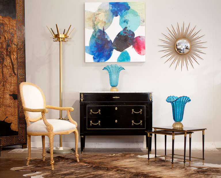 painting media furniture elysian gems vi mixed media painting by meredith pardue for sale