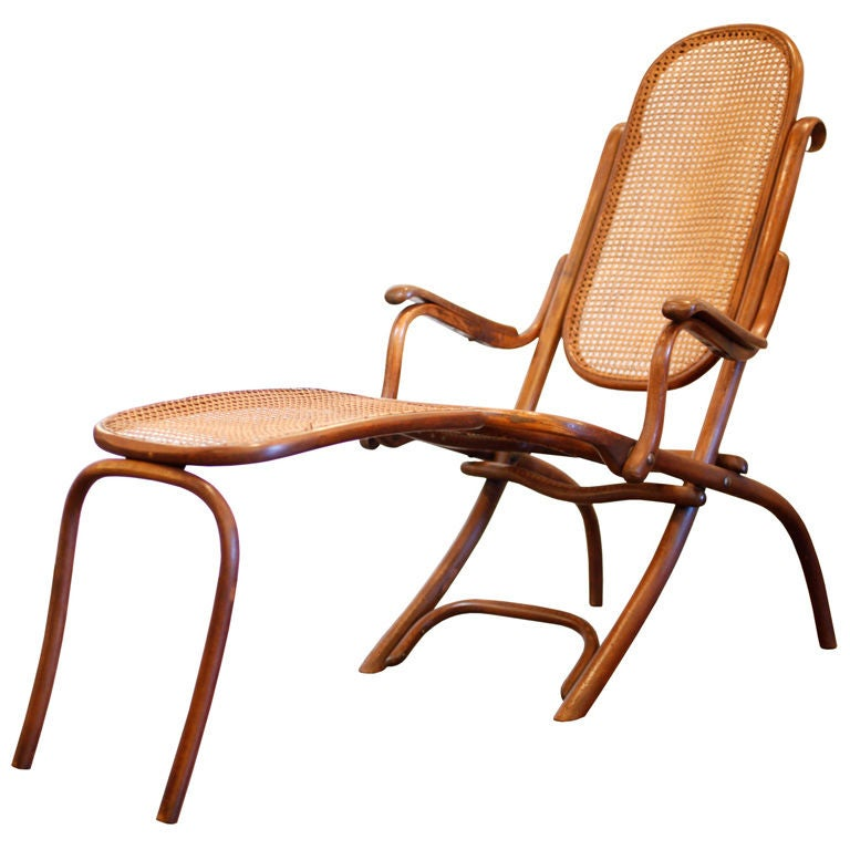 Chaise longue from 1920 french ocean liner at 1stdibs for Chaise longue french