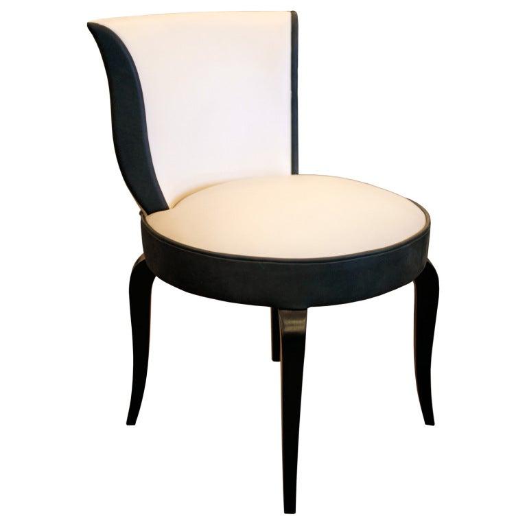 - Antique vanity stools ...