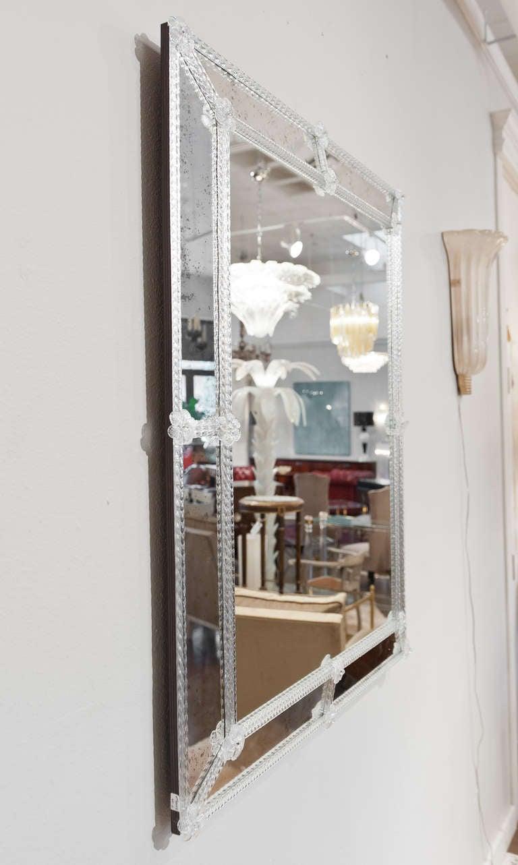 Vintage Venetian Glass Mirrors At 1stdibs
