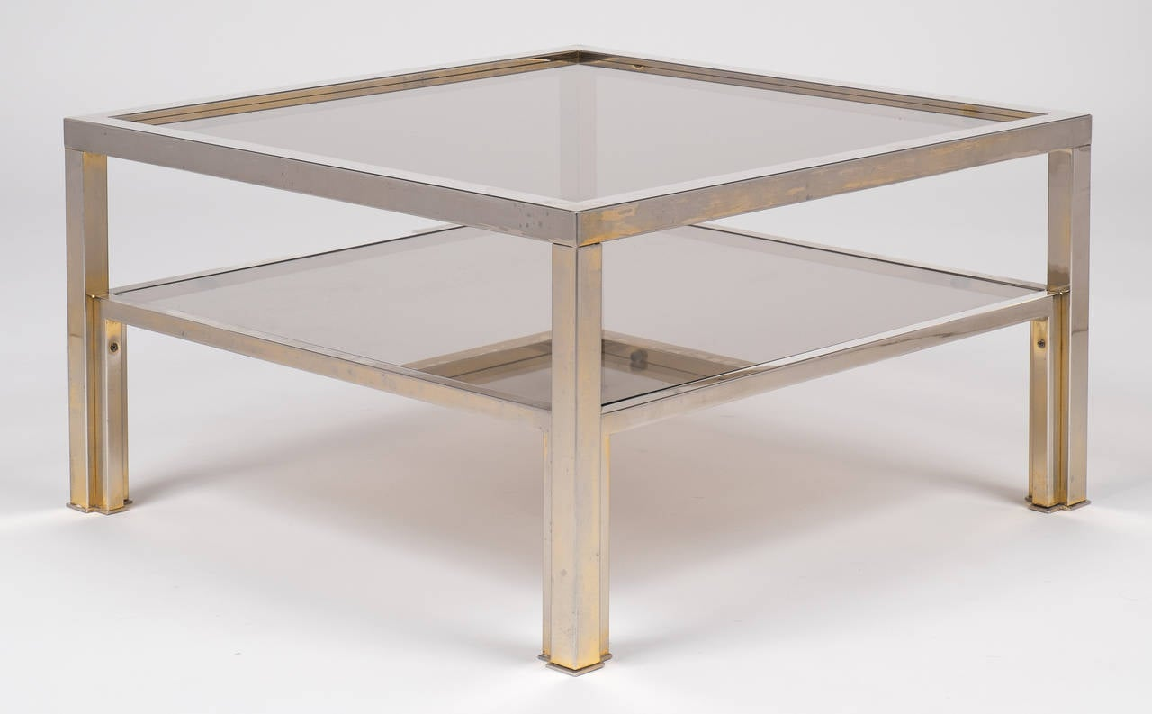 Nickel Table L Signature Design By Furniture Coylin End