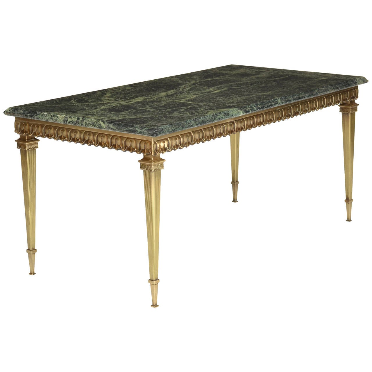 Vintage french bronze coffee table at 1stdibs Bronze coffee tables