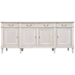 French Louis XVI Style Sideboard