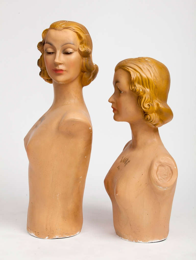 French Vintage Mannequins by Lubé Paris 3