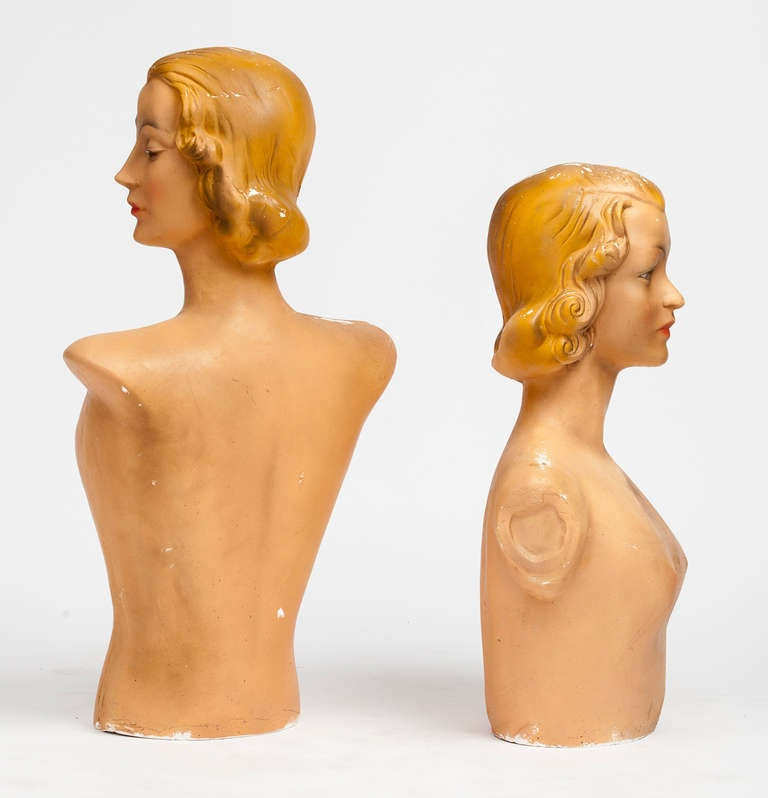 French Vintage Mannequins by Lubé Paris 4