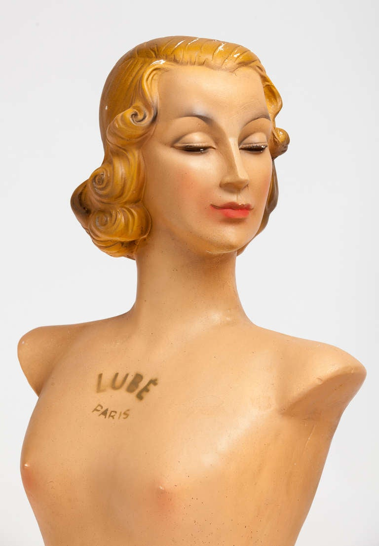 French Vintage Mannequins by Lubé Paris 5
