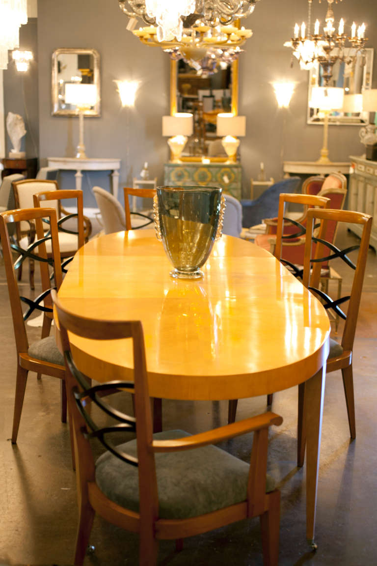 Barbara Barry Dining Table At 1stdibs