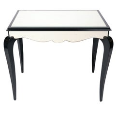 Art Deco Coffee Table in the Manner of Dominique