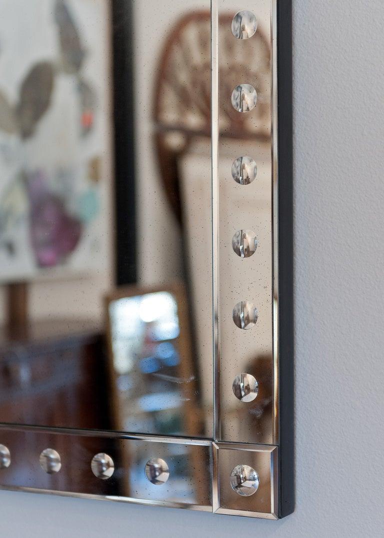 Vintage Venetian Mirror For Sale 3