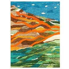 Gorgeous Scandinavian Landscape Tapestry by Christina Knall