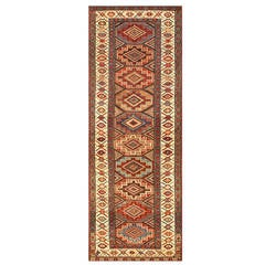 Gorgeous Antique Northwest Persian Runner Rug