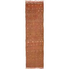 Tribal Vintage Moroccan Hall Runner Rug