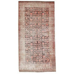 Antique Shabby Chic Khotan Rug
