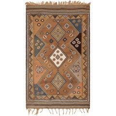 Antique Persian Kilim