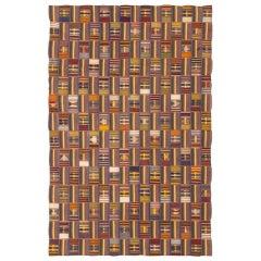 Antique African Ewe Kente Cloth/Ghana