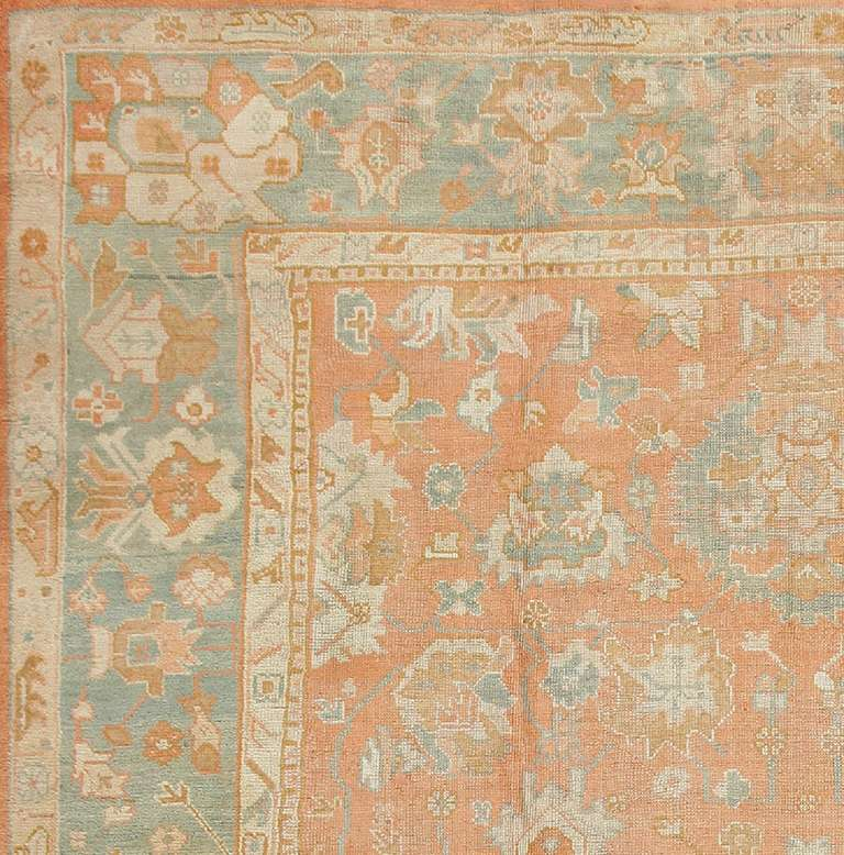 These rugs have been woven in Western Turkey since the beginning of the Ottoman period. Historians attributed to them many of the great masterpieces of early Turkish carpet weaving from the 15th to the 17th centuries. However, less is known about