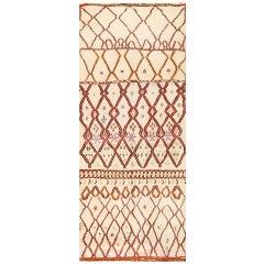 Lovely Vintage Moroccan Rug