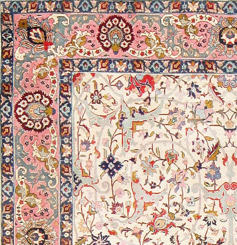 Oriental Rugs Grand Rapids: Persian Tabriz Rug