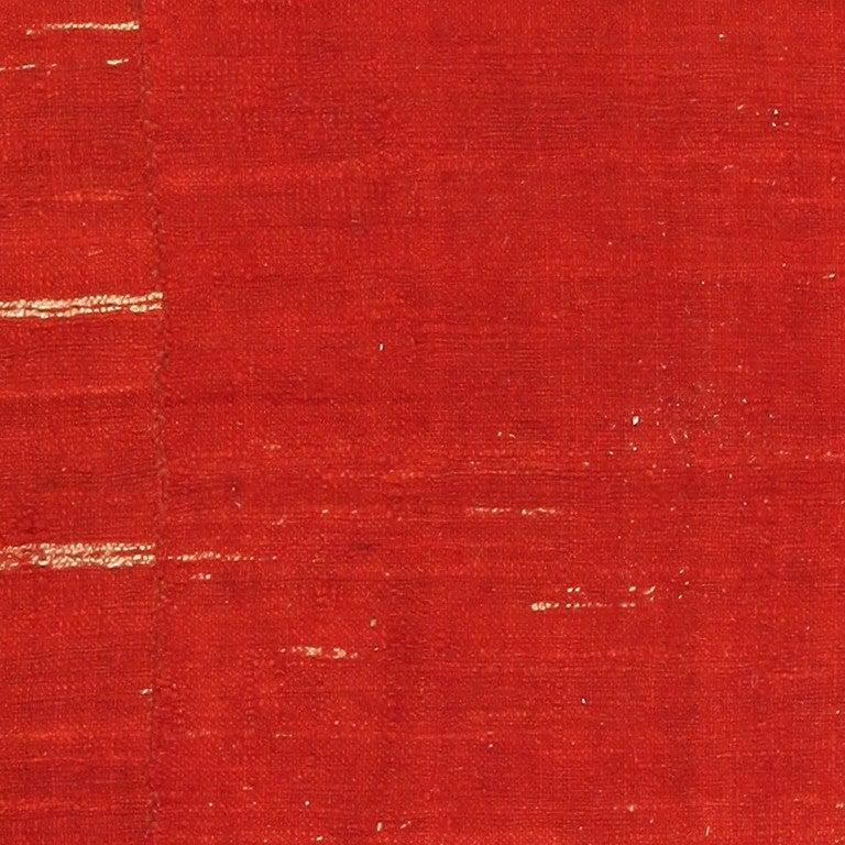 Antique Persian Mazandaran Kilim. Size: 6 ft x 8 ft (1.83 m x 2.44 m) For Sale 3
