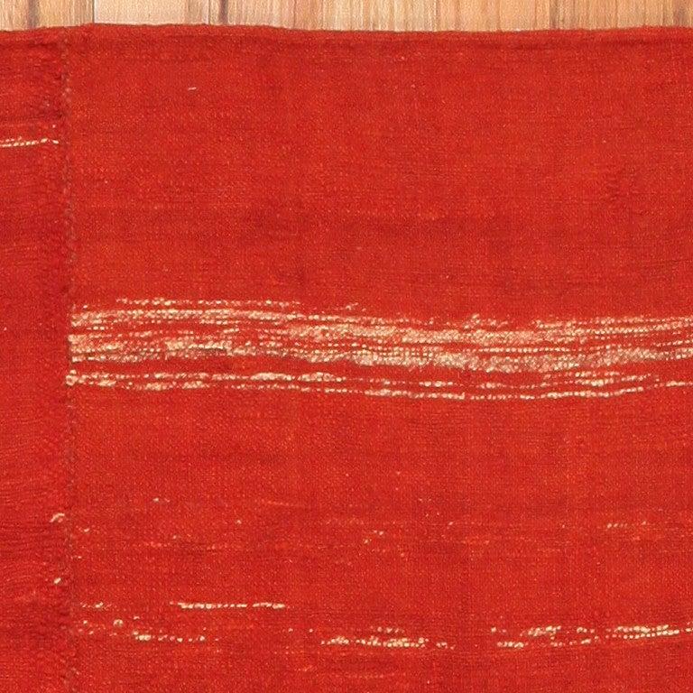 Antique Persian Mazandaran Kilim. Size: 6 ft x 8 ft (1.83 m x 2.44 m) For Sale 2