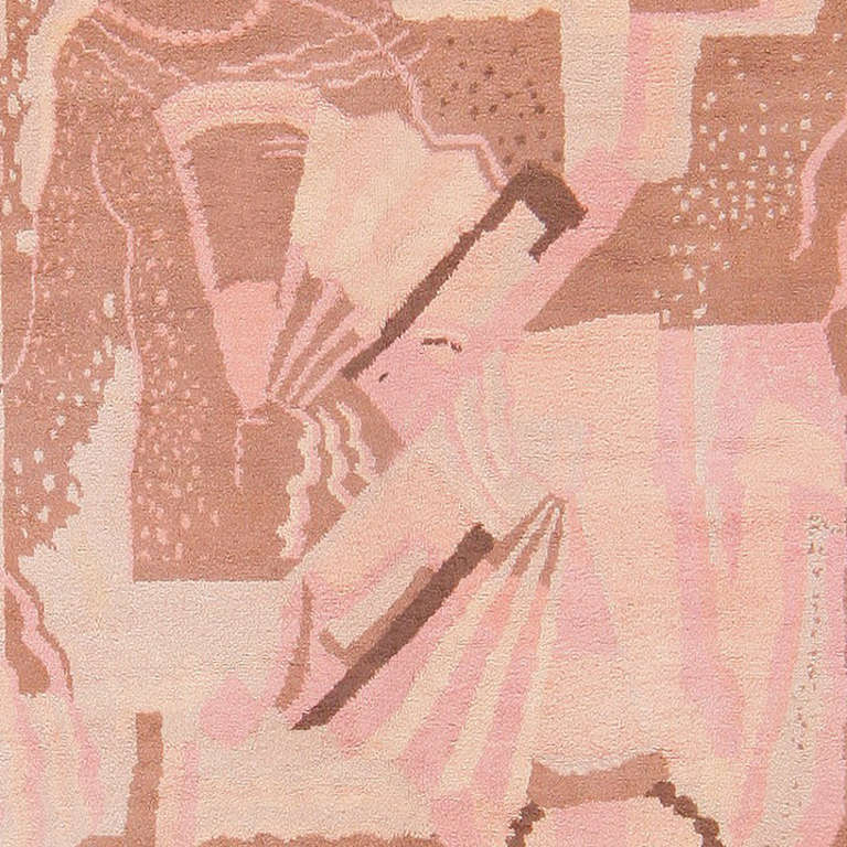 French art deco carpet by decoration int rieure modern for Deco interieure moderne