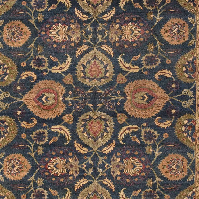 Wool Sultanabad Rug For Sale