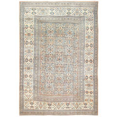 Beautiful Antique Persian Khorassan Carpet