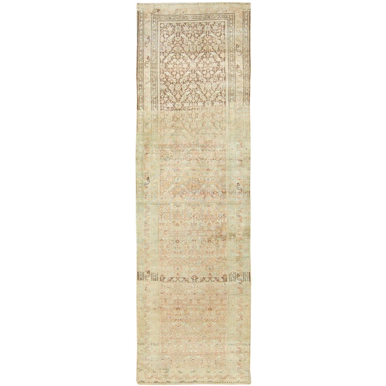 Antique Persian Malayer Runner