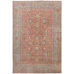 Gorgeous Antique Persian Tabriz Rug