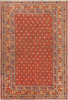 Antique Khotan Carpet from East Turkestan