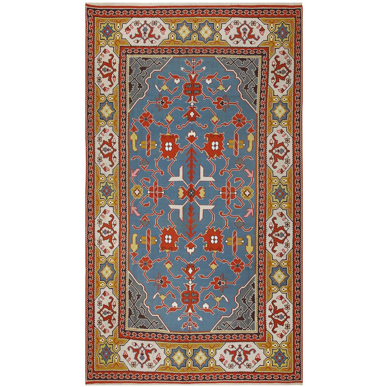 Vintage Turkish Kilim For Sale At 1stdibs