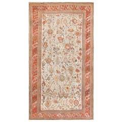 Antique Ghiordes Turkish Carpet